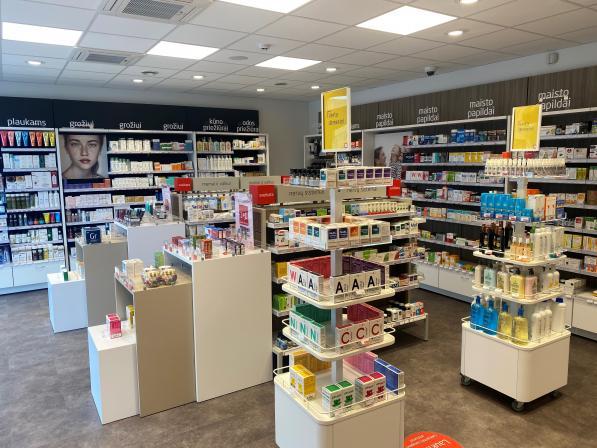 """Alytuje atidaroma nauja """"Apotheka"""" vaistinė iš kitų vaistinių išsiskirs aptarnavimo kokybe ir prekių gausa"""