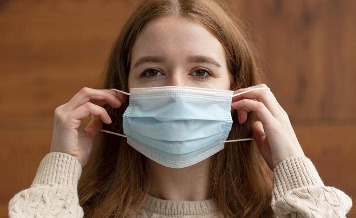 Odos priežiūra esant veido odos sudirgimams nuo apsauginių veido kaukių